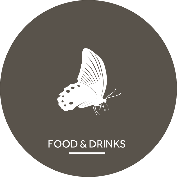 Interests – Food & Drinks